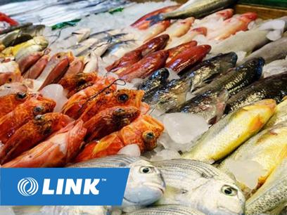 High Turnover Fresh Fish & Seafood Business