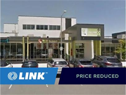 Brand new MC for sale in a shopping precinct in the ACT with 2x GPs remaining
