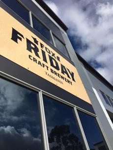Own your own Brewery! Fox Fridays Hobart