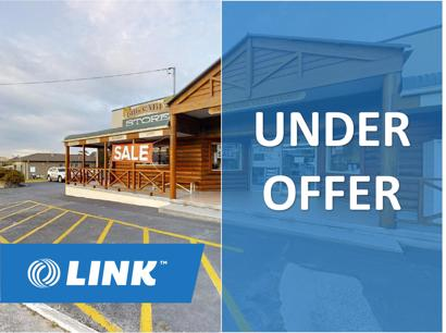 UNDER OFFER General Store Bicheno Taking in Exc $18,000 p/w Business & Freehold