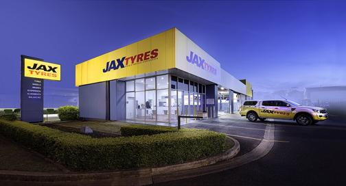 JAX Tyres Perth South