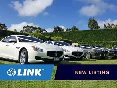 Luxury Car Hire Business for Sale Sydney Region