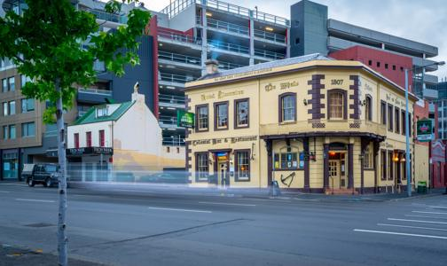 Own Hobart's iconic Hope & Anchor Pub