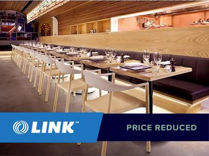 Architectural City Fringe Restaurant/Bar 5Days $22,000+PW!
