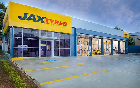 JAX Tyres Perth North