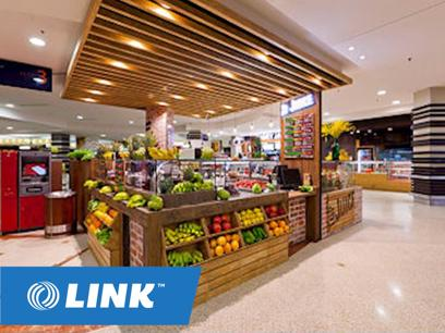 Top Juice Franchise Canberra Centre