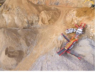 Specialist Mining and Quarrying Plant Design, Manufacture and Installation Firm