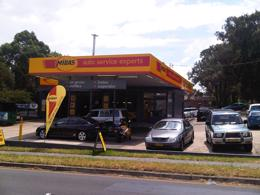 Franchise available - MIDAS WEST RYDE