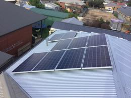 Established Solar Installation Business, HBS approval, in high income area, ADL