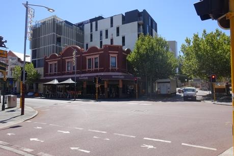 Iconic corner location in the heart of Northbridge