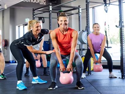 Coaching Zone Group Personal Training Franchise – Oakleigh, Victoria.