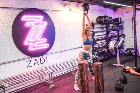 ZADI: The Game Changer in Female Health & Fitness For Millenial Women. Not a Gym
