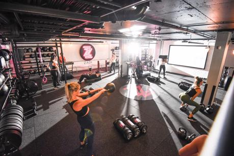 ZADI: Female Health & Fitness Studio Game Changer. More than a Gym