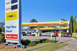 EAST TOOWOOMBA -New Shell Service Station and convenience store opportunity