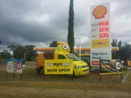 New Shell Service Station opportunities!