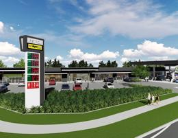 NIGHTOWL TORQUAY – Convenience Giant & Puma unite to deliver a MODERN Fuel Site