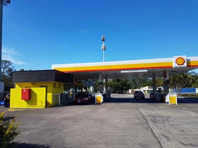 SHELL WAKERLEY Nationally recognised brands plus convenience store opportunity