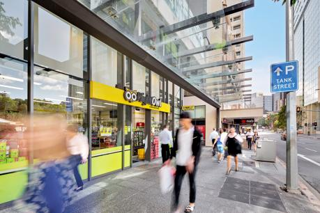 NIGHTOWL BRAND. Strong Consistent Performer, Excellent George St CBD Location.
