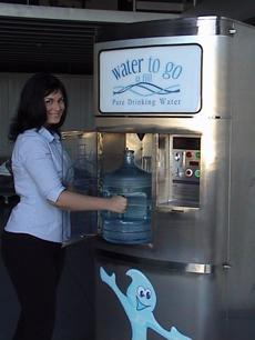 15 Water Filling Stations, Replace your job, Great Cash flow $ & Flexible Hours