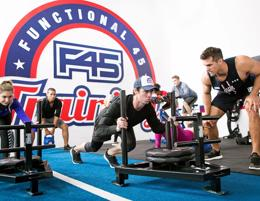 F45 TRAINING CENTRE (OUTER S/E MELBOURNE) BFB0418