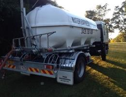 Water Cartage Business For Sale- No Experience Necessary