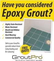 Reputable Groutpro Franchise For Sale - Proven Systems - High Profit Margins