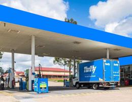 Service Station Business Leasehold For Sale - Excellent Set-Up