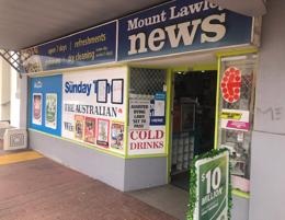 Established Newsagency and Lotterywest Business for Sale - Perfect Location