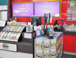 Licensed Post Office Full Newsagency-Lottery Franchise-Gifts