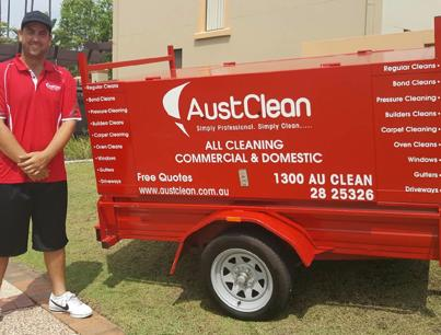 AustClean Franchise - An Exciting Cleaning Franchise Opportunity