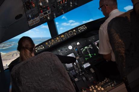 Flight Simulator Business For Sale - Commercial and Jet Fighter Simulators