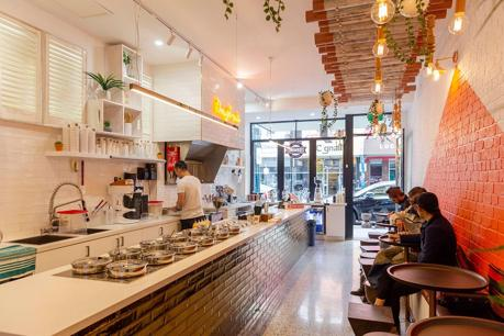 Existing Lukumades Franchise Opportunity In Chippendale