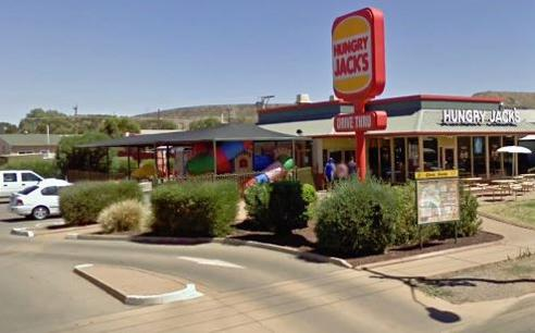 Hungry Jacks Broken Hill, Nsw- $779,000