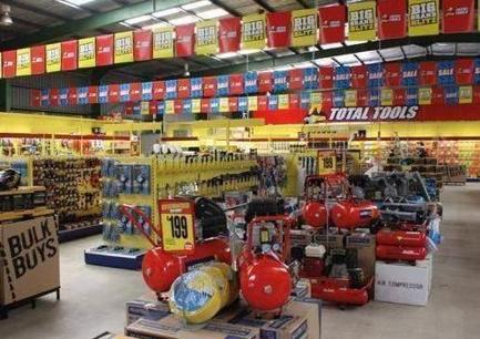 Total Tools Franchise - An Outstanding Opportunity
