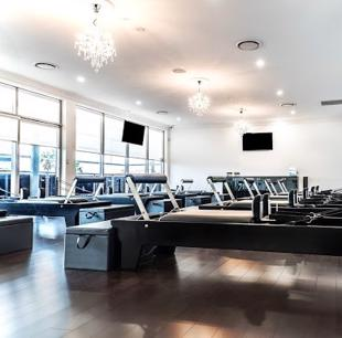 Quality Reformer Pilates Studio - large & loyal client base already established