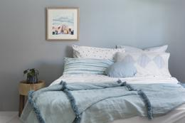 Boutique bedlinen and soft furnishings