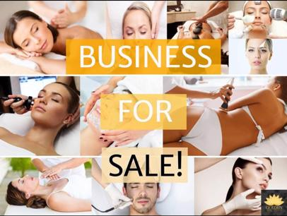 Skin clinic and massage for sale