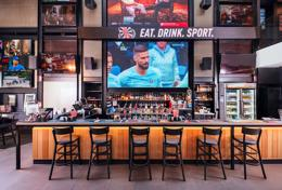 Eat, Drink, Sport - Join Australia's leading Sports Bar franchise!