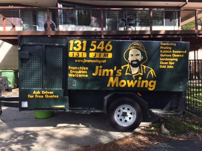 Jims Mowing Varsity Lakes Franchise for sale