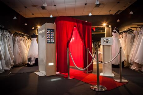 PHOTO BOOTH & WEBSITE FOR SALE