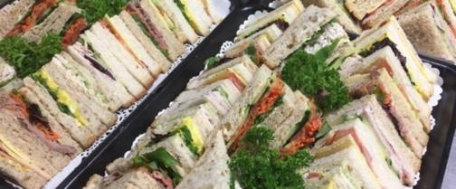 Unique Opportunity - CBD Food Court Gourmet Sandwich and Catering Business for S