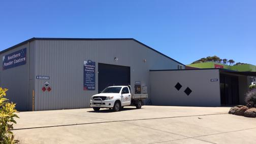 Well Established Powder Coating Company – Lonsdale, South Australia