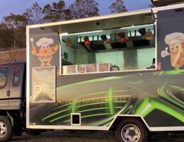 FOOD TRUCK - FOR SALE