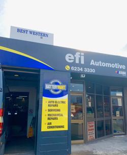 EFI Automotive **NOW SOLD**