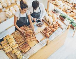 Well-established bakery for sale
