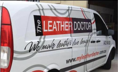 The Leather Doctor Mackay