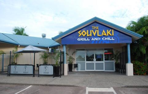 The Souvlaki Grill & Chill - Premier Greek Takeaway