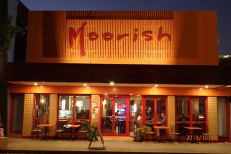 The Moorish Café