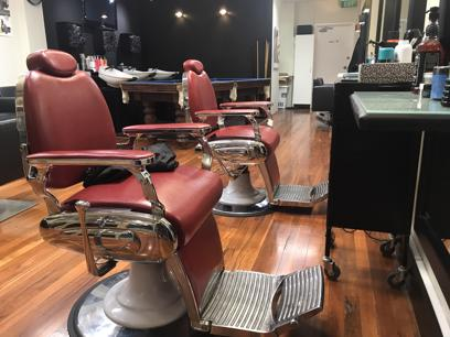 Barbershop for sale