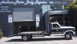 Automotive Panel Beaters & Smash Repairs Business in Hallam Vic,Sth East Suburbs